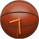 バスケットボール時計